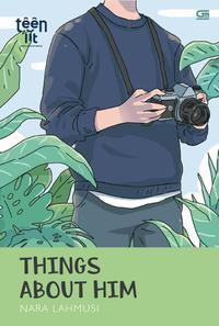 TEENLIT: THINGS ABOUT HIMen