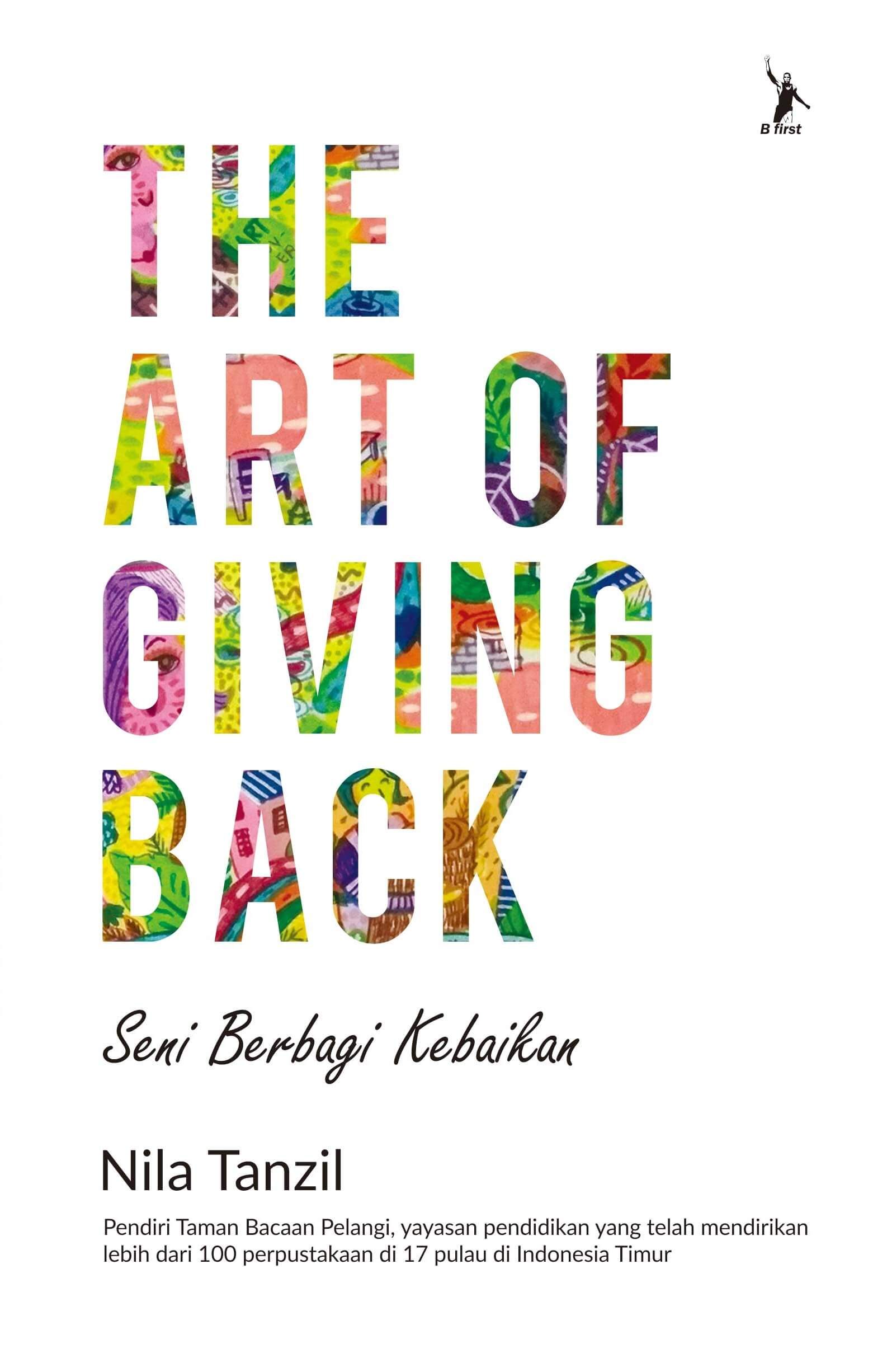 THE ART OF GIVING BACKen