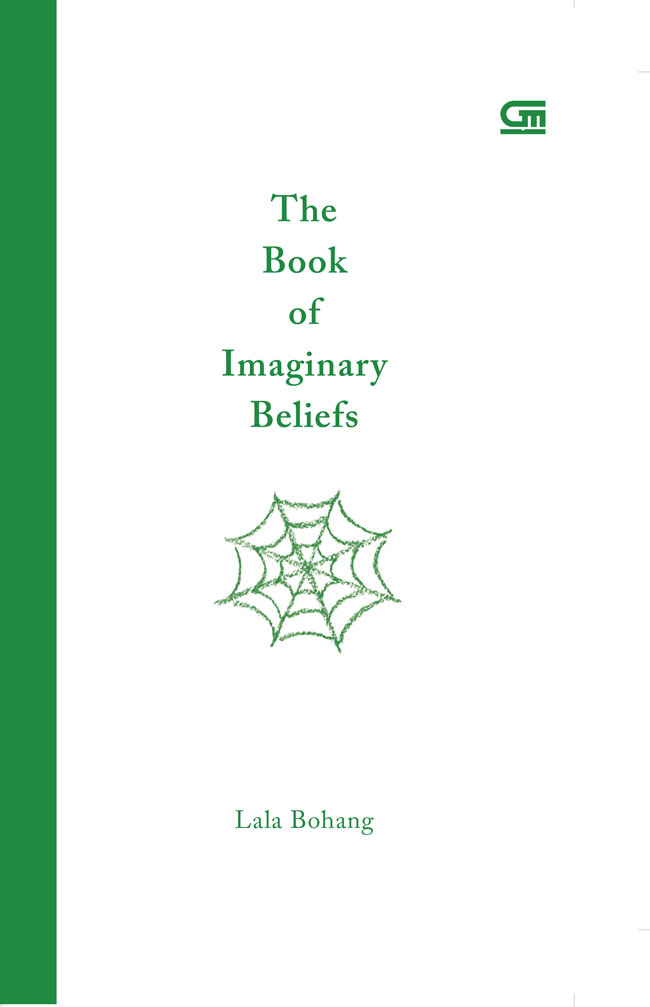 THE BOOK OF IMAGINARY BELIEFS *HARD COVERen
