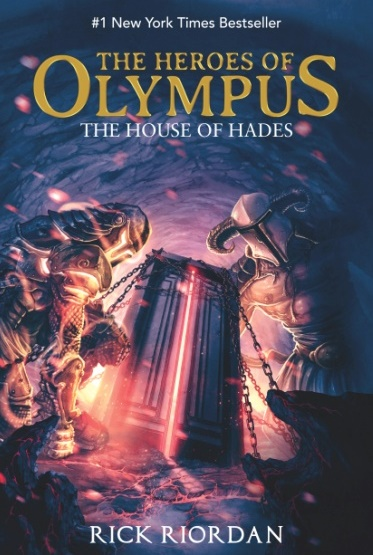 THE HOUSE OF HADES - THE HEROES OF OLYMPUS #4 (REPUBLISH)en