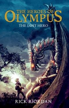 THE LOST HERO - THE HEROES OF OLYMPUS #1 (REPUBLISH)en