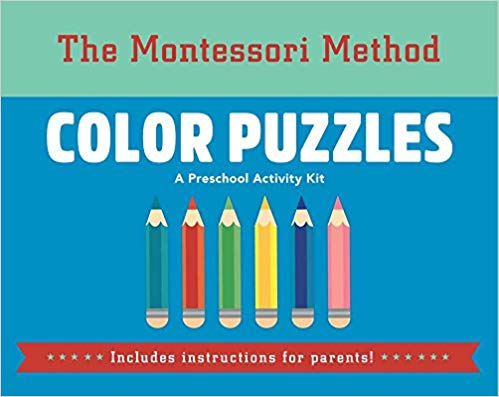 THE MONTESSORI METHOD : COLOURSen