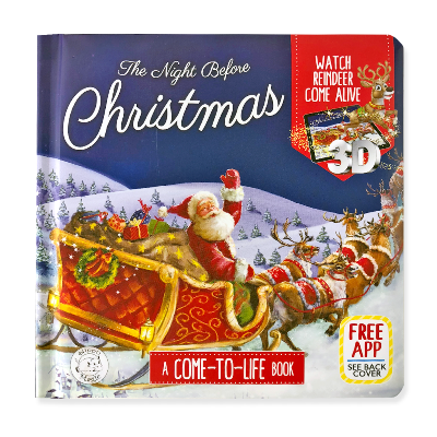 THE NIGHT BEFORE CHRISTMAS (AUGMENTED REALITY)en