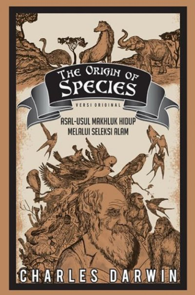 THE ORIGIN OF SPECIES (HARD COVER)en