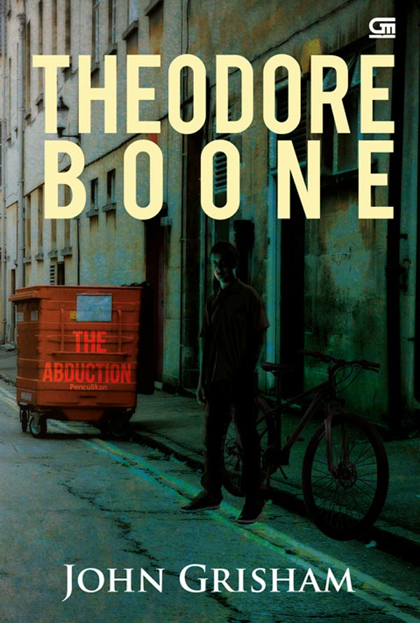 THEODORE BOONE#2: PENCULIKAN (THE ABDUCTION)en
