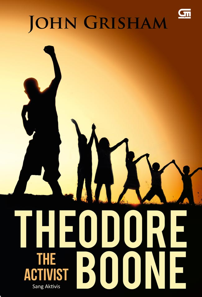 THEODORE BOONE#4: SANG AKTIVIS (THE ACTIVIST)en