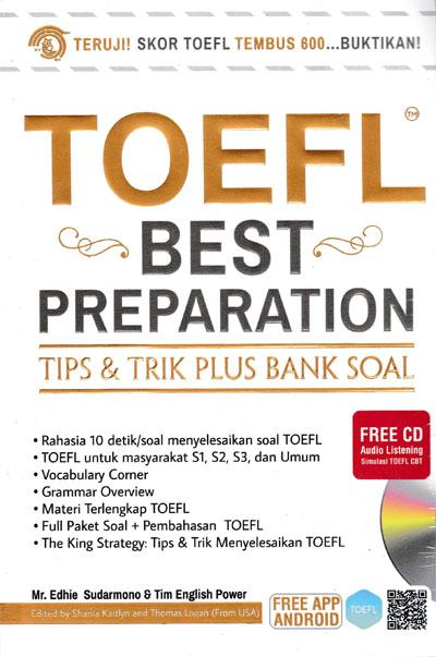 TOEFL BEST PREPARATIONen