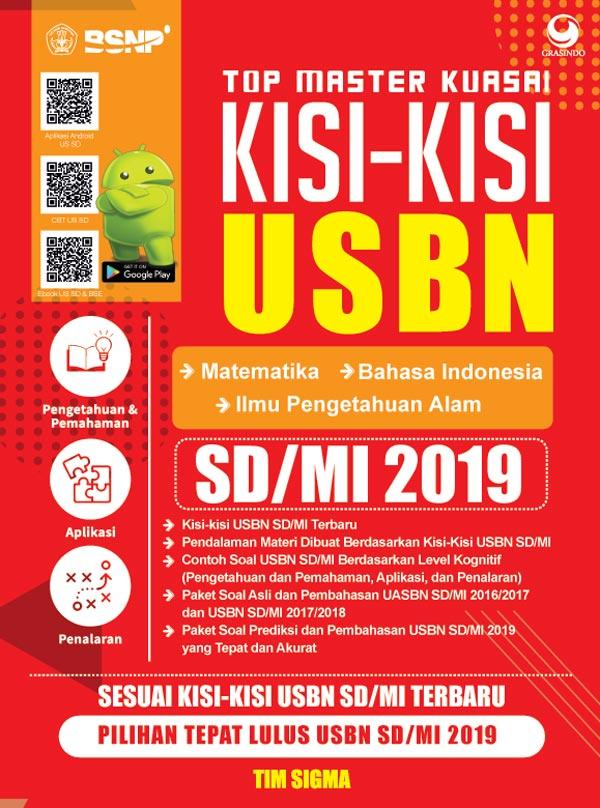 TOP MASTER KUASAI KISI - KISI USBN SD / MI 2019en