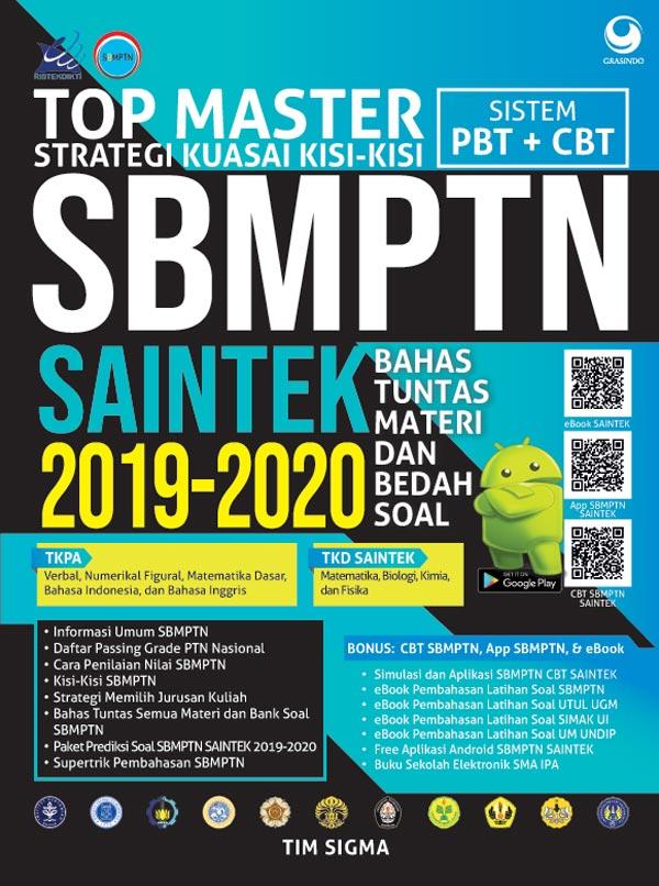 TOP MASTER SBMPTN SAINTEK 2019 - 2020en