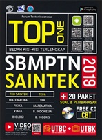 TOP ONE SBMPTN SAINTEK 2019en