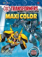 TRANSFORMERS ROBOTS IN DISGUISE: MAXI COLORen
