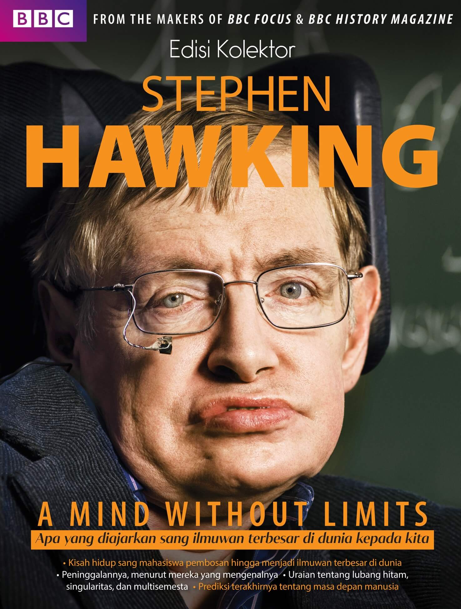 STEPHEN HAWKING: A MIND WITHOUT LIMITSen