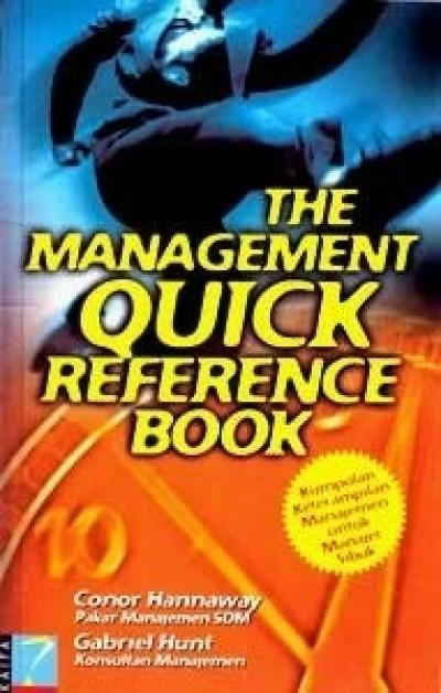 The Management Quick Reference Booken