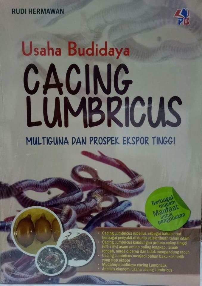 USAHA BUDIDAYA CACING LUMBRICUSen