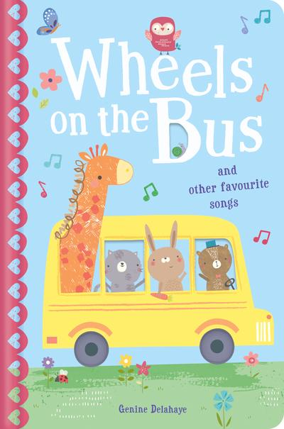 WHEELS ON THE BUS (and other favourite songs)en