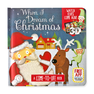 WHEN I DREAM OF CHRISTMAS (AUGMENTED REALITY)en