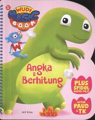 WUDI MAGIC BOOK ANGKA  DAN  BERHITUNGen