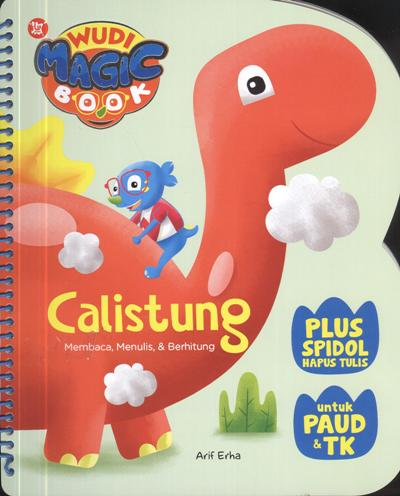 WUDI MAGIC BOOK CALISTUNGen