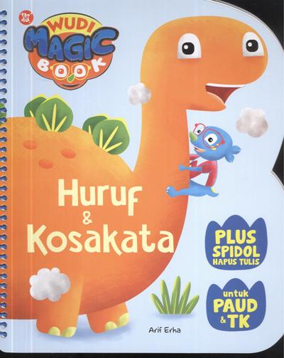 WUDI MAGIC BOOK HURUF  DAN  KOSAKATAen